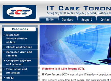 IT Care Toronto (ICT)